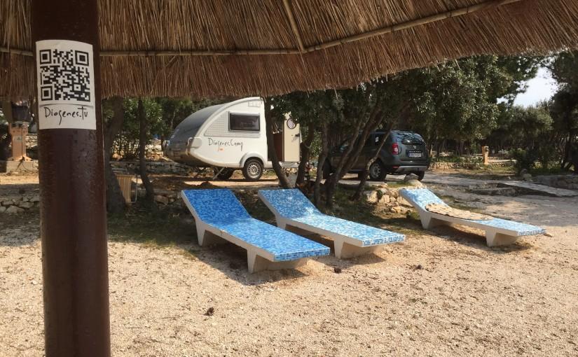 Simuni, Pag, Kroatien