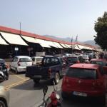 Samstagsmarkt in Kalamata