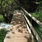 Brücke bei Polilimnio