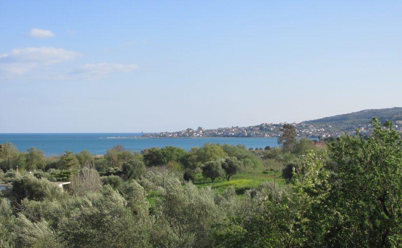 Petalidi, Messenien, Peloponnes, Griechenland