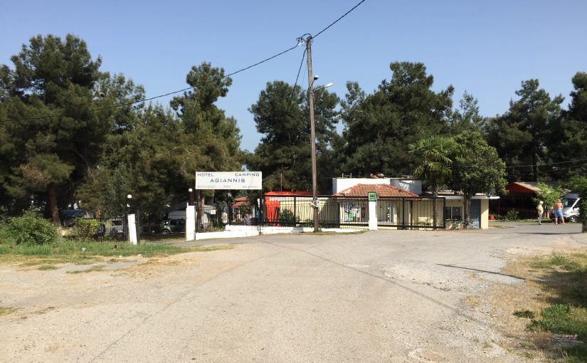 Camping Agiannis, Methoni, Griechenland
