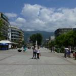 Kalamata Hauptplatz