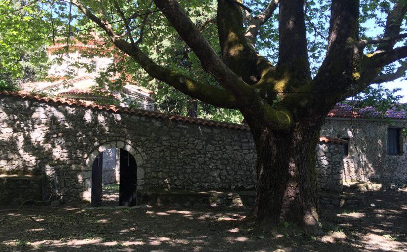 Ausflug zum Moni Sidiroportas, Kalamata, Peloponnes