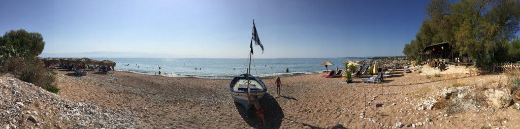 Caribbean Beach Bar (180 Grad Panorama)