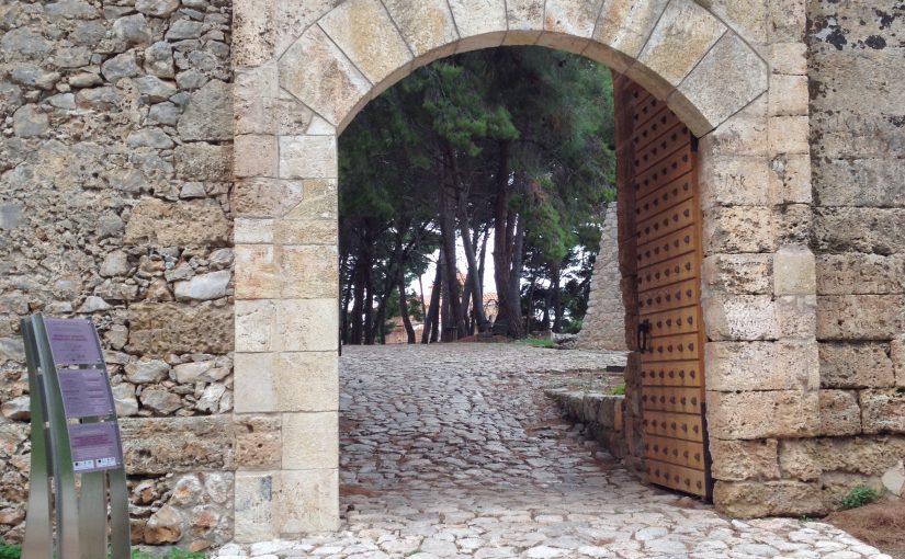 Die Burg zu Pylos – Pylos Kastro