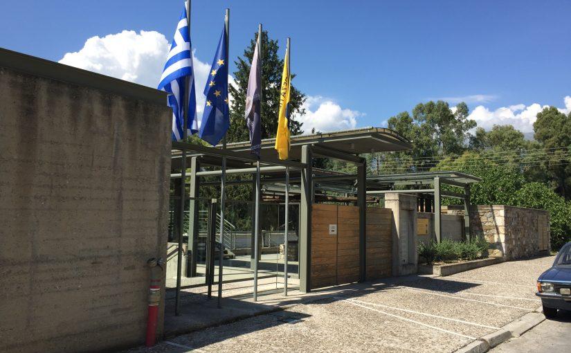 Olivenmuseum in Sparta