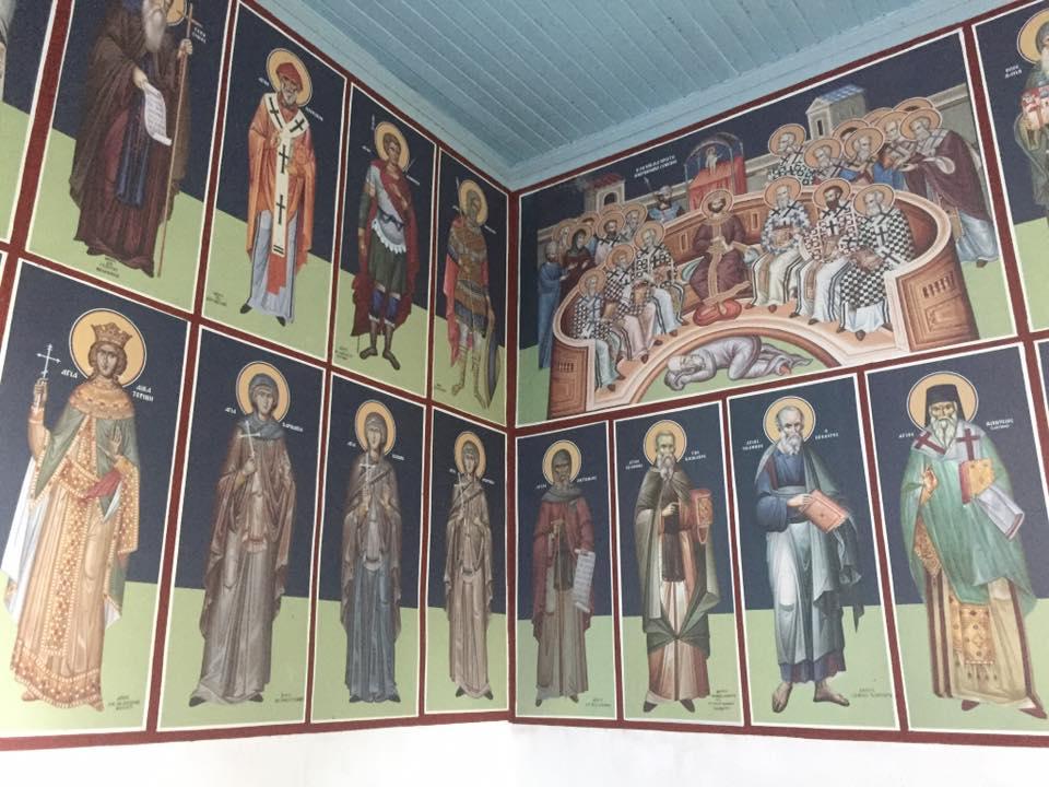 Ag. Triados Heiligenbilder