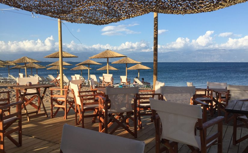 Namaste, Beach Bar, Petalidi