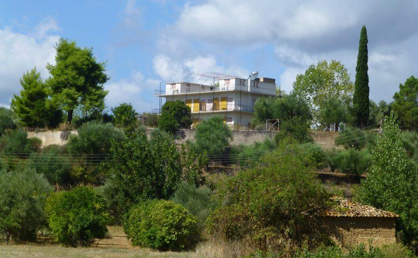 Villa Petalida, Apartments/Studios, Petalidi