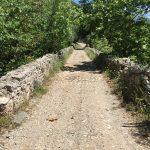 Nedontas Brücke Ag. Polikarpos im Taygetosgebirge oberhalb von Kalamata