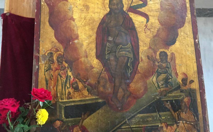 Griechisch orthodoxes Ostern wird NICHT verschoben!