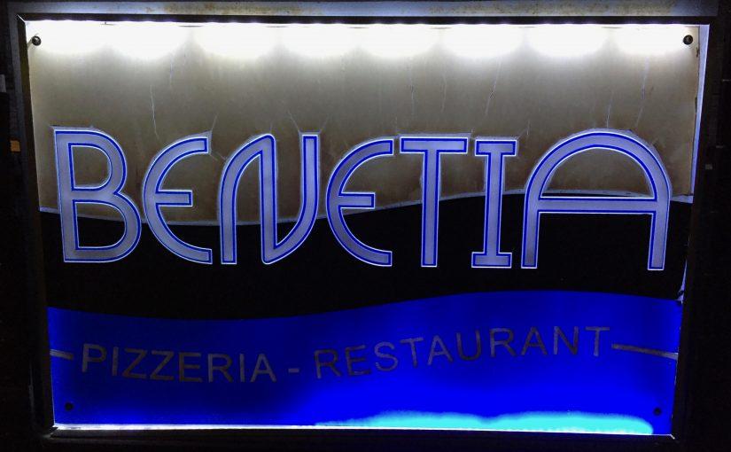 Pizzeria Venetia, Petalidi